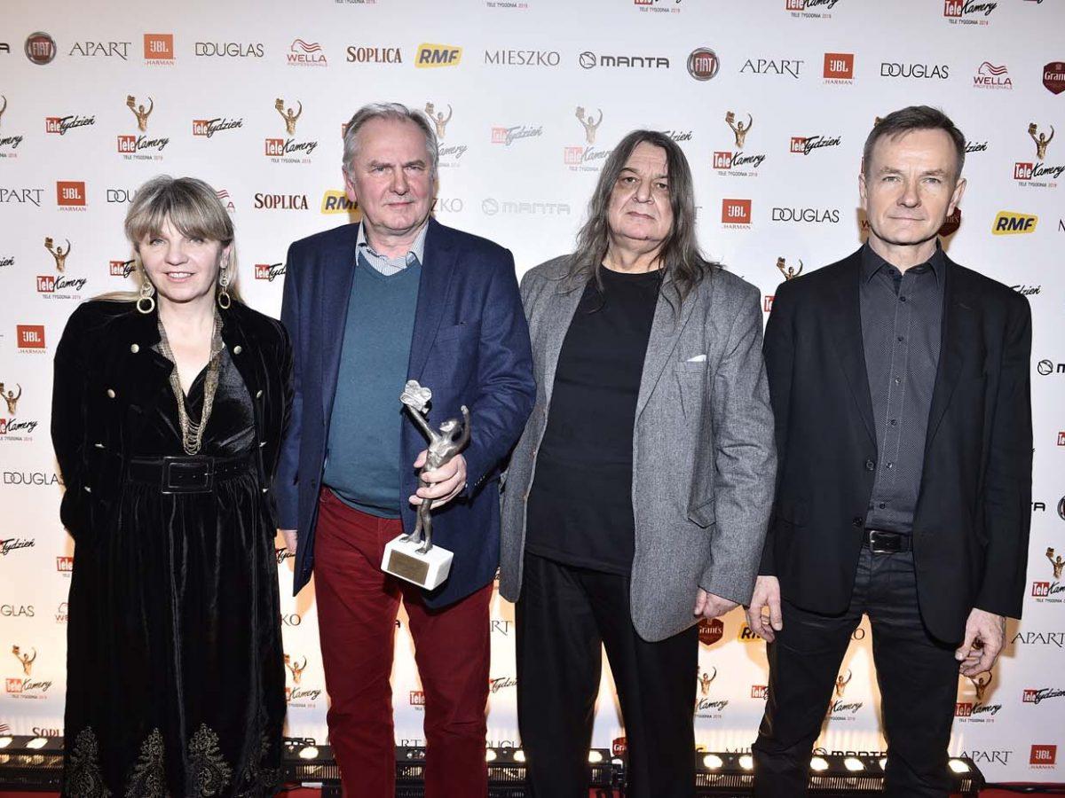 Telekamery Tele Tygodnia 2019, luty 2019, Krzysztof Talczewski