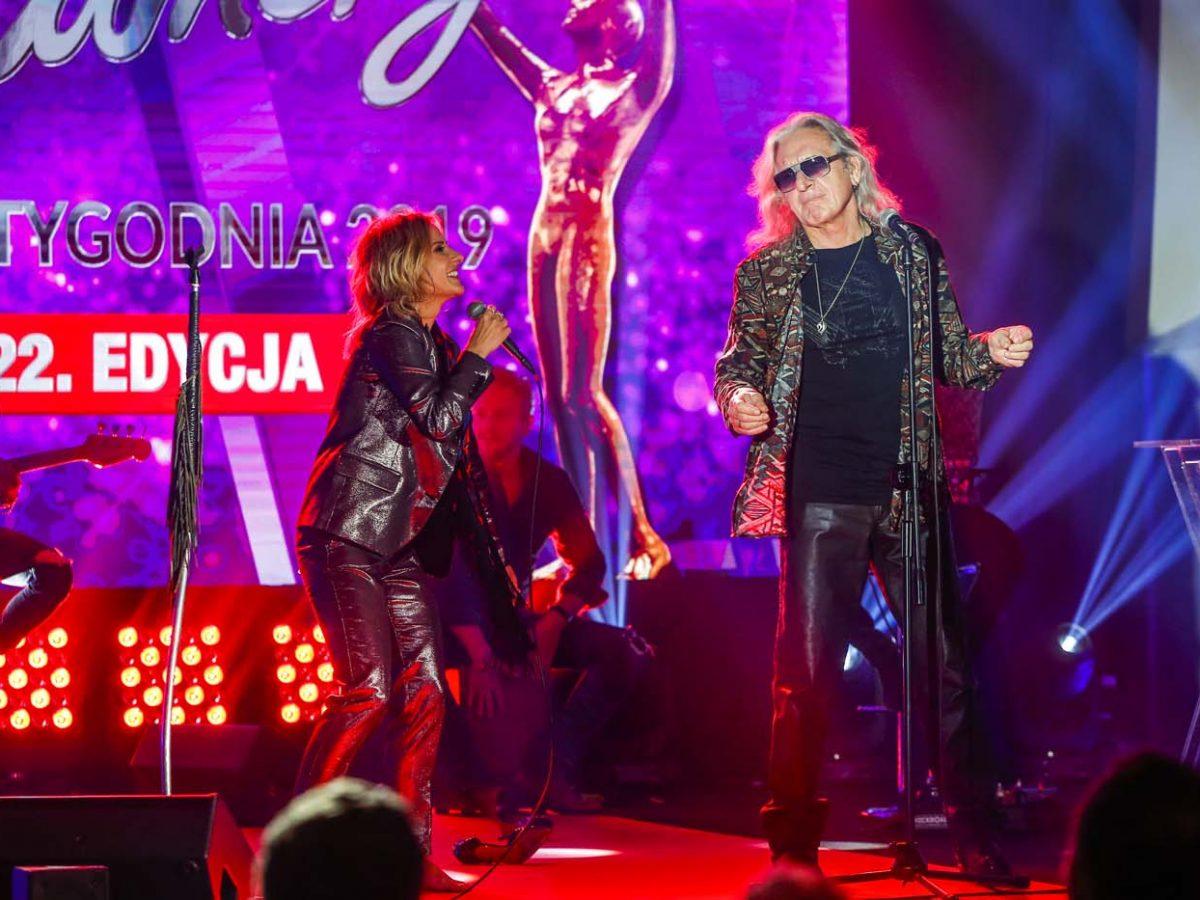 scena z: Patrycja Markowska, Grzegorz Markowski, fot. Baranowski/AKPA