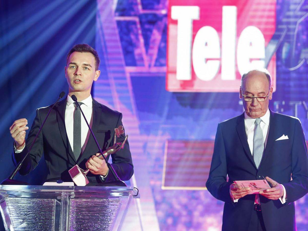 scena z: Dariusz Szpakowski, Jerzy Mielewski, fot. Podlewski/AKPA