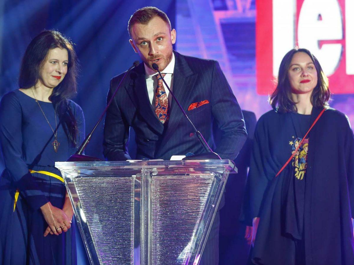 scena z: Kamil Nożyński, Marta Malikowska, fot. Podlewski/AKPA