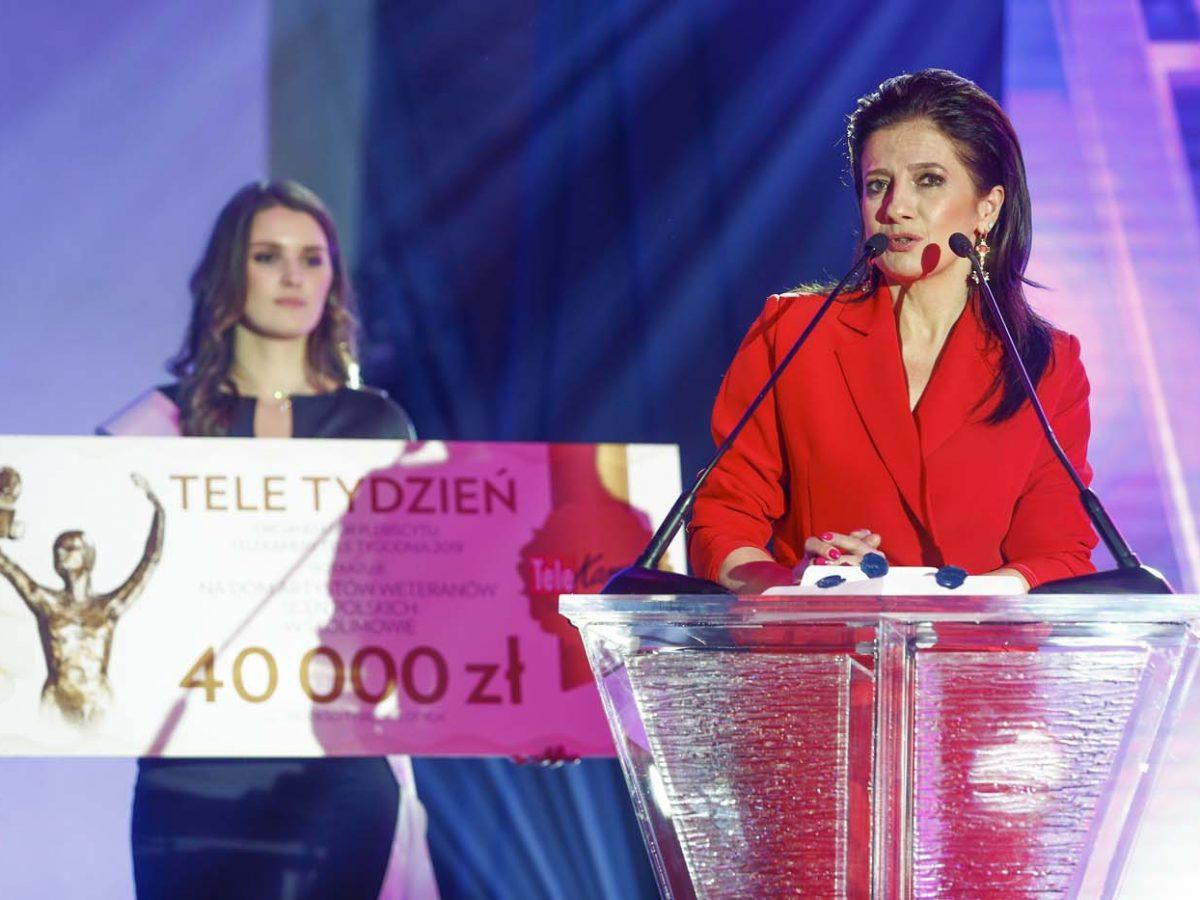 scena z: Agnieszka Trojanowicz, fot. Podlewski/AKPA