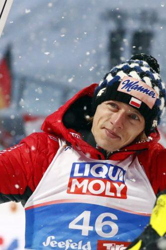 Dawid Kubacki – trzeci w historii Polak, który wygrał Turniej Czterech Skoczni!