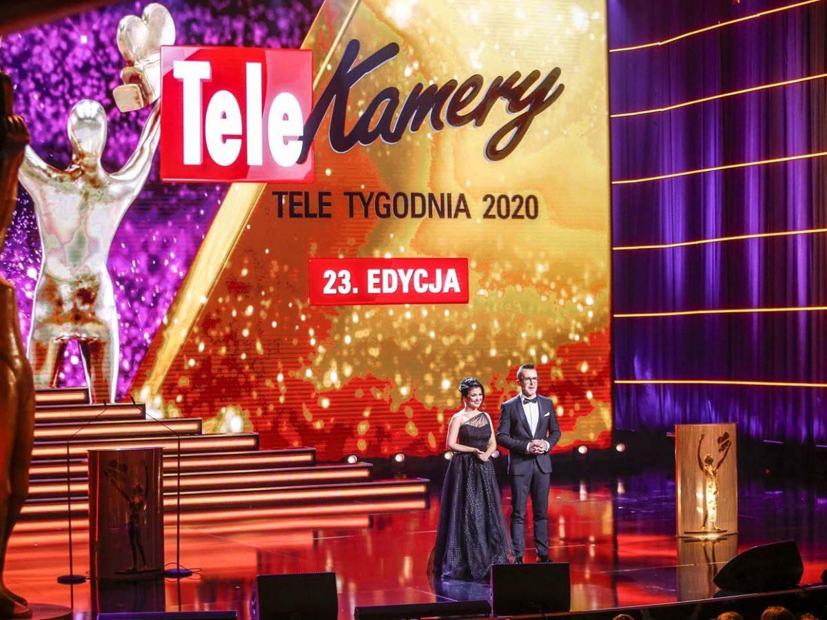 scena z: Katarzyna Cichopek, Maciej Kurzajewski, fot. Baranowski/AKPA